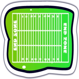 American Football stickers by Ada