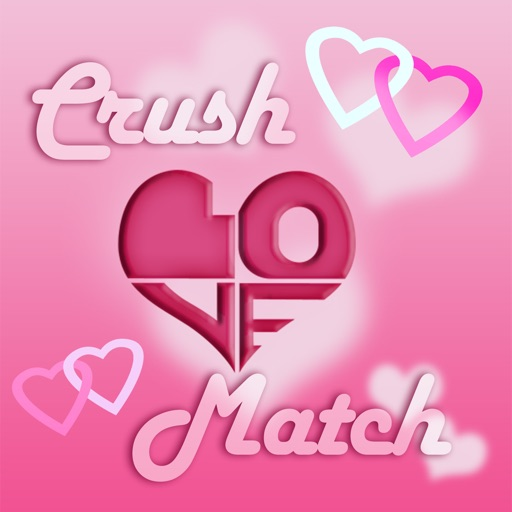 Crush Match The Ultimate Way to find someone...