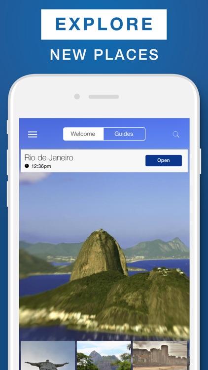 Rio de Janeiro - Travel Guide & Offline Map