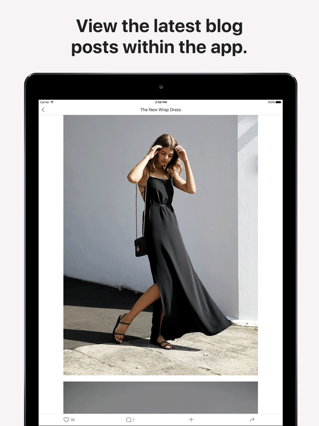 Bloglovin' – The best app to discover & read blogs on the App Store