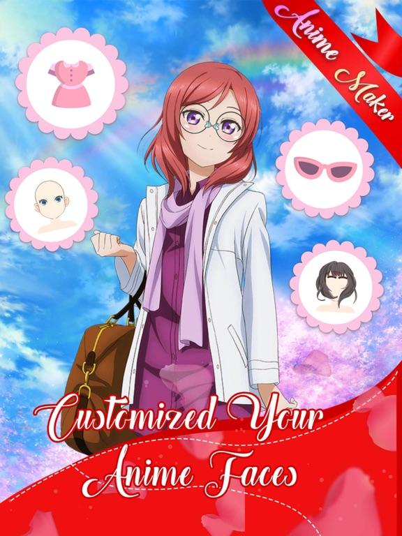 Anime Maker - Create avatar cartoon | App Price Drops