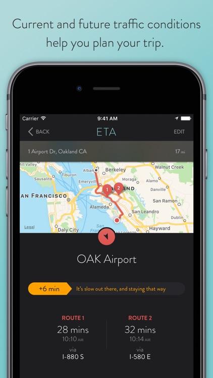 ETA - your driving and public transit assistant