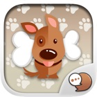 Cute Puppies Stickers Themes by ChatStick icon