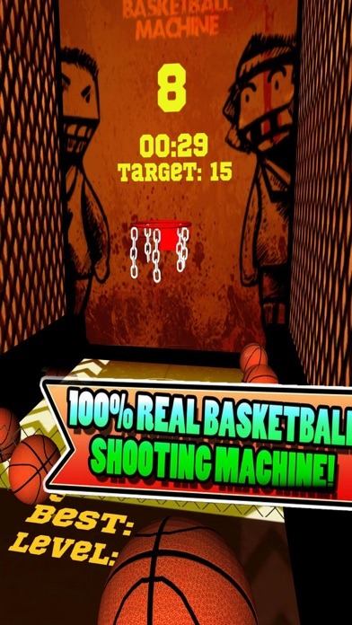 Basketball Pop Mania screenshot 2