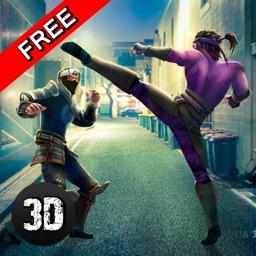 Ninja Kung Fu Street Fighting Challenge 3D