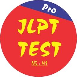 JLPT Test Pro ( Grammar, Vocabulary, Kanji )