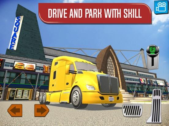 Скачать Delivery Truck Driver Highway Ride Simulator