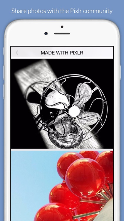 Pixlr - Photo Collages, Effect screenshot-4