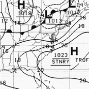 Hf Weather Fax app review