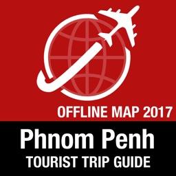 Phnom Penh Tourist Guide + Offline Map