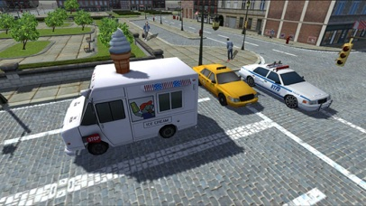 Public Bus Transport Simulation: Driving in City screenshot one