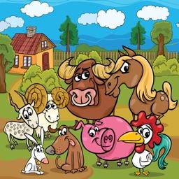 Word Play Farm Life