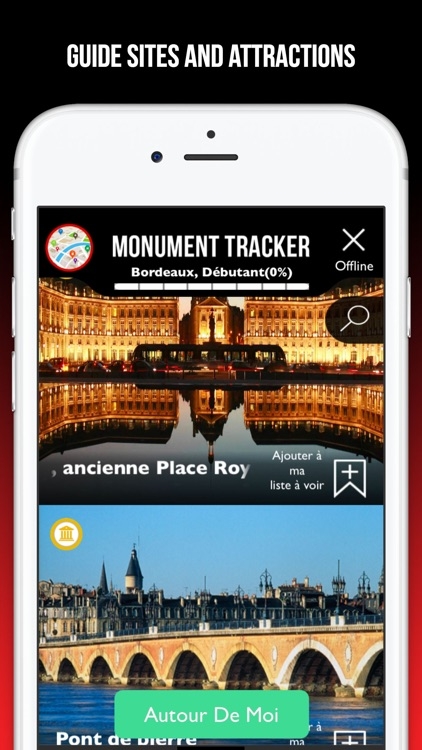 Châtelleraudais Guide Monument Tracker screenshot-0