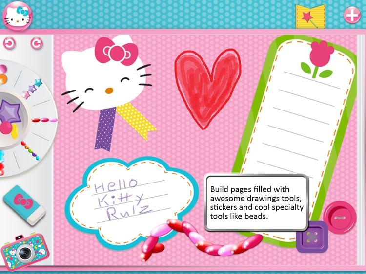 Hello Kitty Scrapbook Spectacular