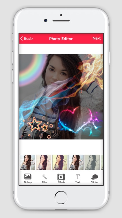 Fire Effect Photo Editor - FX Photo Effects