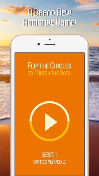 Fantastic Orange Flip - Rush Game screenshot-0