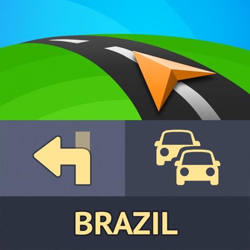 Sygic Brazil: GPS Navigation, Offline Maps