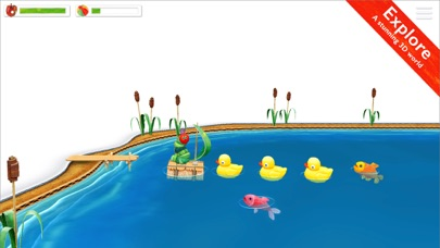 Screenshot for My Very Hungry Caterpillar in United States App Store