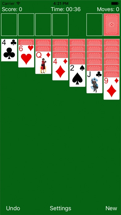 ◆ Solitaire-0