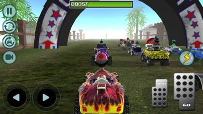 Race Like Hell app image