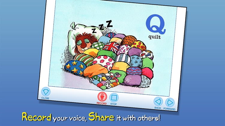 Little Critter ABCs screenshot-3