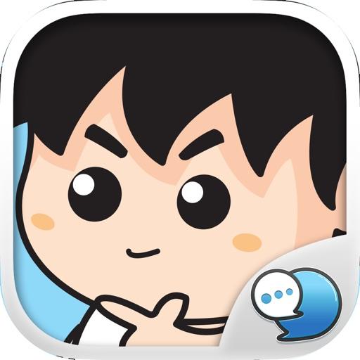 AGAPAE Stickers Emoji Keyboard By ChatStick