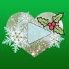 雪のスタンプメーカー - スノースタンプメーカー、クリスマススタンプ、新しい年のスタンプ