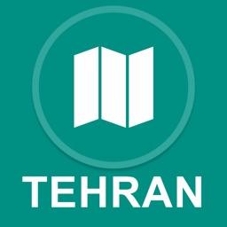 Tehran, Iran : Offline GPS Navigation