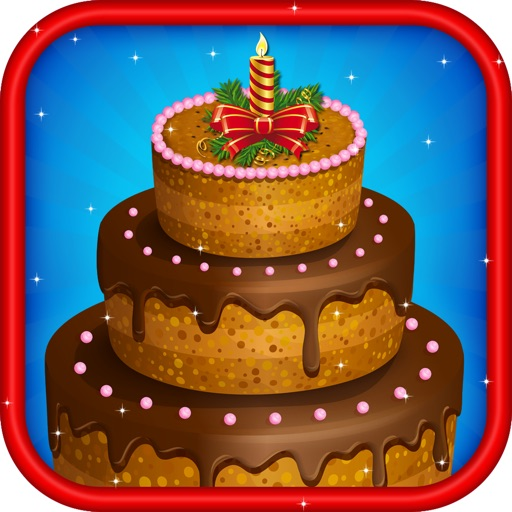 Christmas Birthday Cake Maker