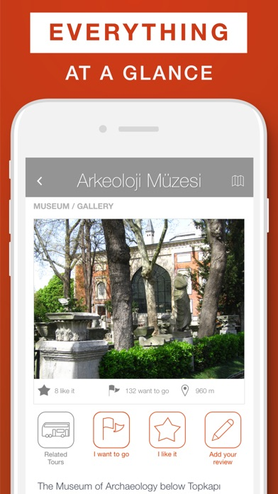 Screenshot for Istanbul - Travel Guide & Offline Map in Azerbaijan App Store