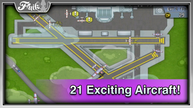 Airport Madness Challenge Lite