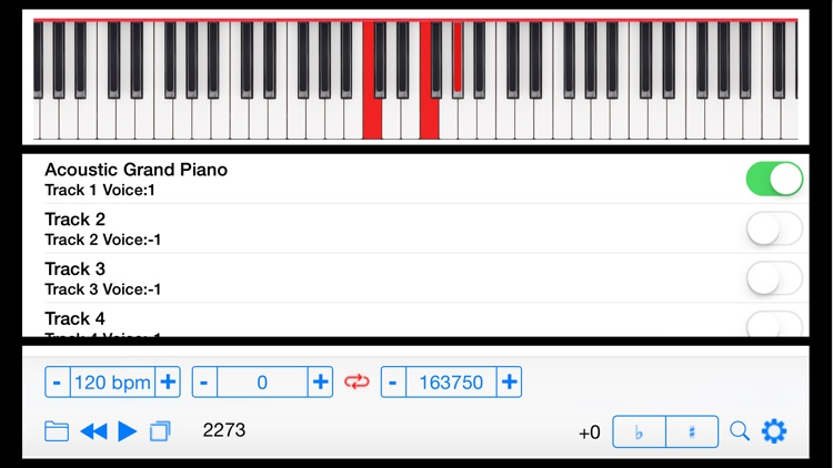 Piano Social MIDI Studio - Internet Music Teacher screenshot-0