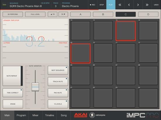 Screenshot #4 pour iMPC Pro