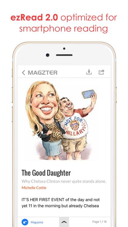 Magzter - The Reading Destination app image