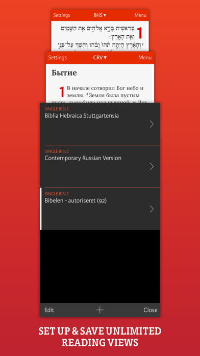 download BibleOn – offline, free Bible reader apps 3