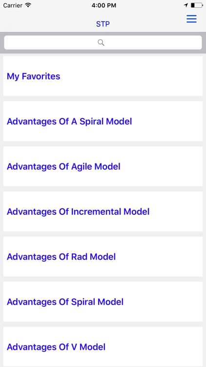 STP - Software Testing screenshot-4