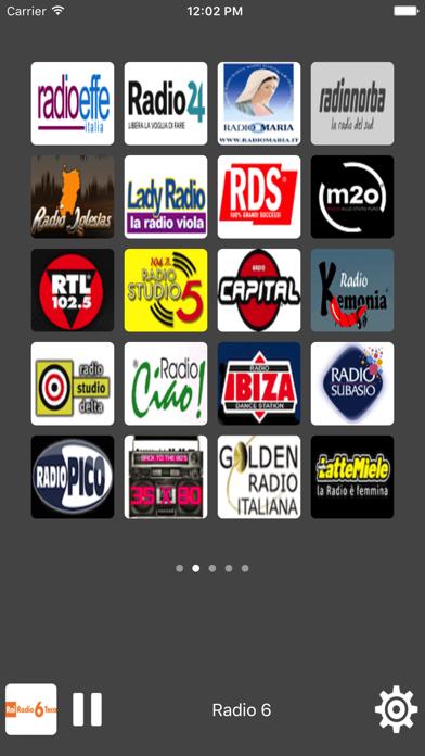 点击获取Radio Italy - All Radio Stations