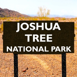 Joshua Tree National Park Map, California