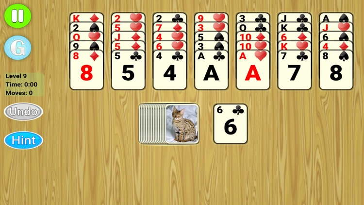 Golf Solitaire Epic screenshot-3