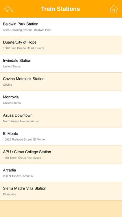 Southern California Train Stations screenshot-4
