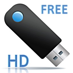 mbDriveHD Free - WiFi flash disk for iPad