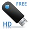 mbDriveHD - Turn your iPad into a wireless network disk and document viewer