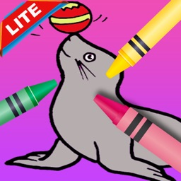 Lite coloring book toddlers games pet pets animals