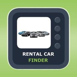 Rental Car Finder : Nearest Rental Car