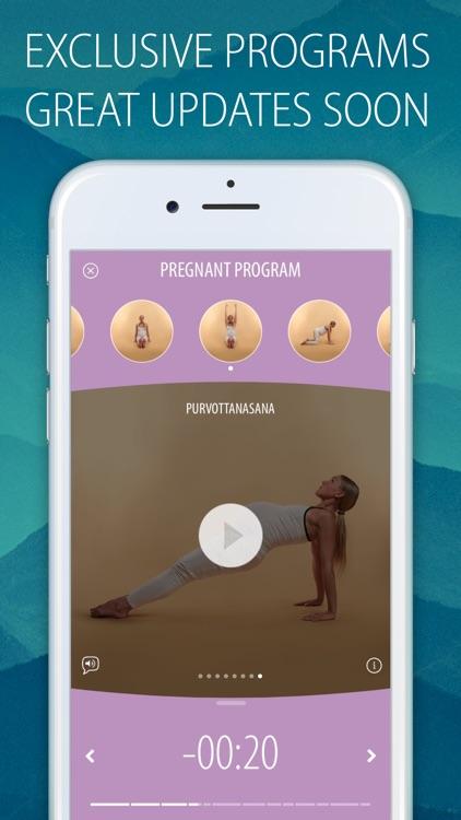 Yoga Handy — Personal Trainer for Beginners Free screenshot-4