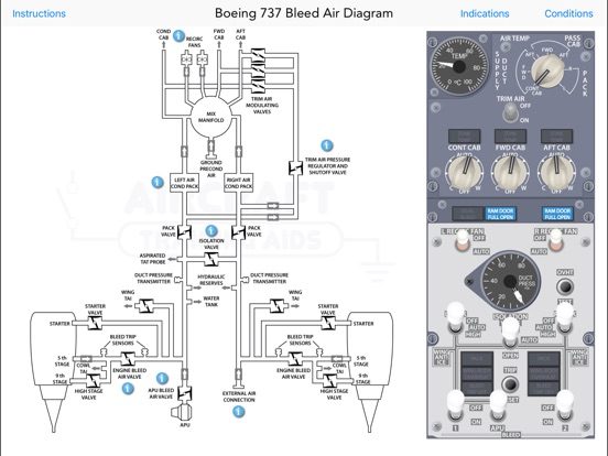 Boeing 737 ng bleed air system app price drops screenshot 1 for boeing 737 ng bleed air system cheapraybanclubmaster Choice Image