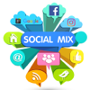 Social Mix : All Social media here