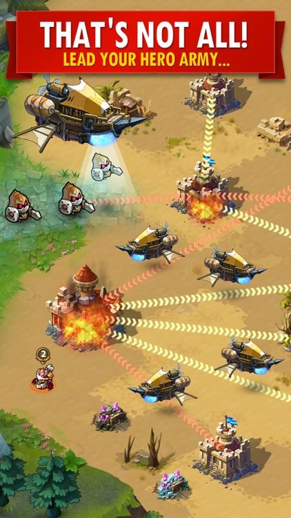 Magic Rush: Heroes screenshot-3