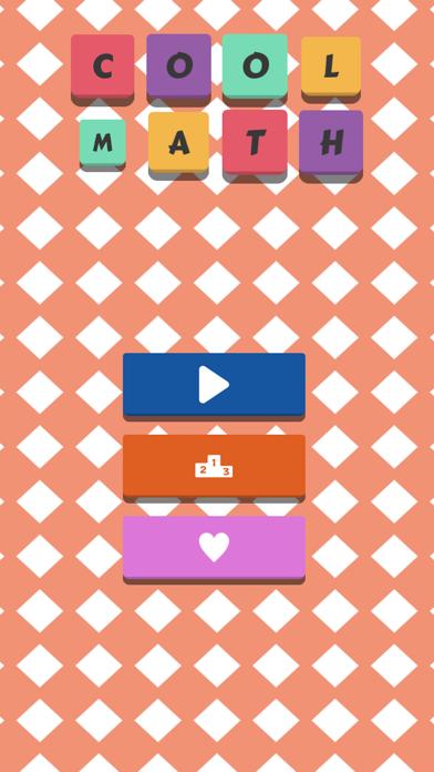 Cool Math - Kids Games Learning Math Basic