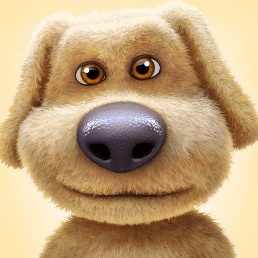 Talking Ben the Dog for iPad